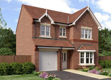 "Thumbnail 4 bedroom detached house for sale in ""Glenmuir"" at Radbourne Lane, Derby"