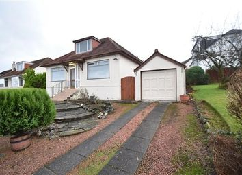 Thumbnail 4 bedroom detached bungalow for sale in Ravelston Road, Bearsden, Glasgow