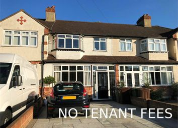 Thumbnail 3 bed terraced house to rent in Green Lanes, West Ewell, Epsom