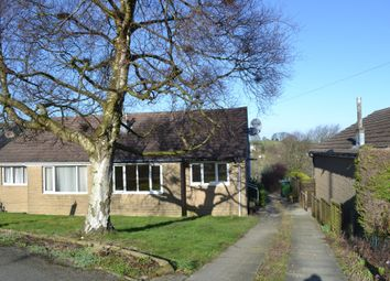 Thumbnail 2 bed semi-detached bungalow to rent in Holmdale Crescent, Netherthong, Holmfirth