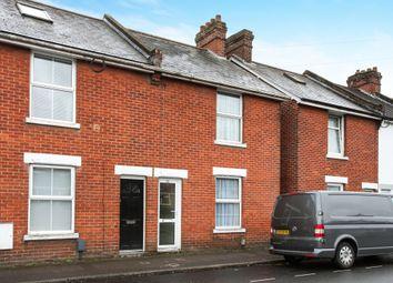 Thumbnail End terrace house for sale in Ashley Road, Salisbury