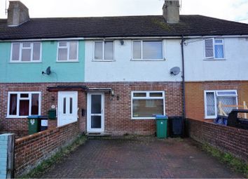 Thumbnail 2 bed terraced house for sale in Lansdowne Road, Littlehampton