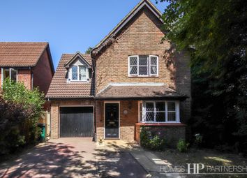 3 bed detached house for sale in Flint Close, Maidenbower, Crawley RH10