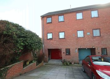 Thumbnail 2 bedroom town house for sale in Venables Close, Norwich