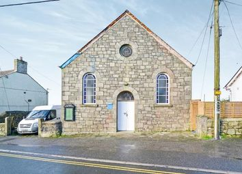Thumbnail 1 bed semi-detached house for sale in Fraddon, St. Columb, Cornwall