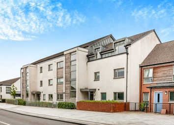 Thumbnail 2 bed flat for sale in Drip Road, Stirling
