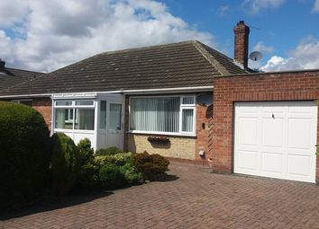 Thumbnail 3 bedroom detached bungalow for sale in Fountains Road, Northallerton