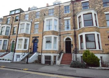 Thumbnail 2 bed flat for sale in Albemarle Crescent, Scarborough, North Yorkshire