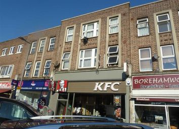Thumbnail 2 bed flat to rent in Shenley Road, Borehamwood, Herts