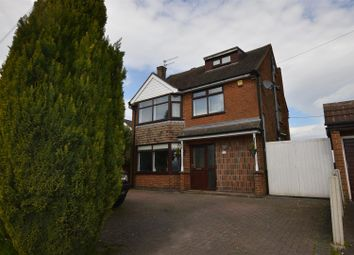Thumbnail 4 bed property for sale in Main Street, Horsley Woodhouse, Ilkeston
