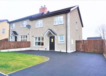 Thumbnail 3 bedroom semi-detached house for sale in Derrywinnin Heights, Dungannon