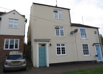 Thumbnail 4 bedroom semi-detached house for sale in The Green, Hardingstone, Northampton