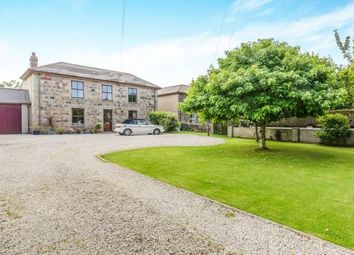 Thumbnail 5 bed detached house for sale in Camborne, Cornwall