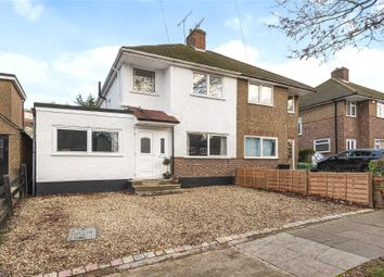 Thumbnail 3 bed semi-detached house for sale in Bassetts Way, Orpington