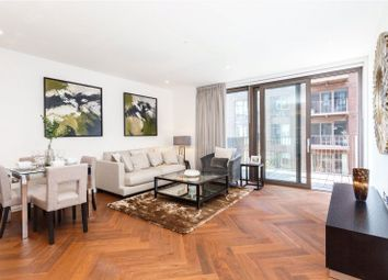 Thumbnail 2 bedroom flat to rent in Capital Building, Embassy Gardens, Nine Elms