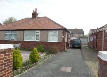Thumbnail 2 bed bungalow to rent in North Drive, Cleveleys