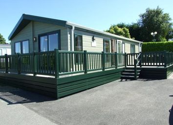 Thumbnail 3 bed mobile/park home for sale in Whiteacres, Newquay, Cornwall