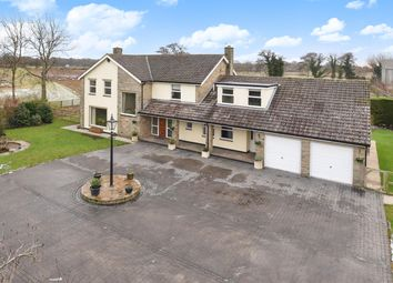 Thumbnail 5 bed detached house to rent in Stillington Road, Easingwold, York