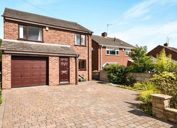 Thumbnail 4 bed detached house for sale in Birchwood Lane, Somercotes, Alfreton