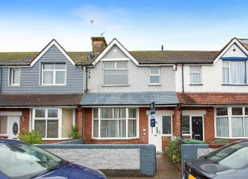 3 bed terraced house for sale in Churchdale Road, Eastbourne BN22