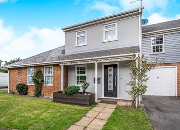 Thumbnail 3 bed terraced house for sale in Taillour Close, Kemsley, Sittingbourne