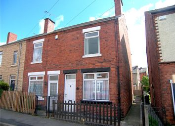 Thumbnail 2 bedroom end terrace house for sale in Albert Street, Leabrooks, Alfreton