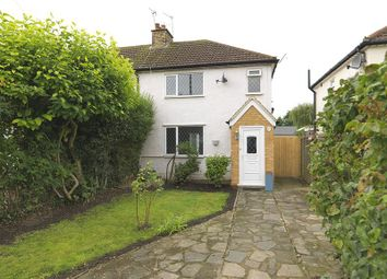 Thumbnail 3 bed semi-detached house for sale in Ewell Road, Surbiton, Long Ditton