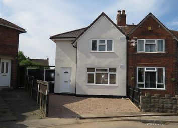 Thumbnail 3 bedroom semi-detached house to rent in Hollemeadow Avenue, Walsall
