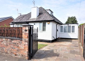 Thumbnail 3 bed detached bungalow for sale in Mackets Lane, Liverpool