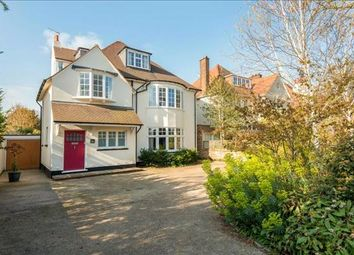 Thumbnail 6 bed detached house for sale in Wolsey Road, East Molesey, Surrey