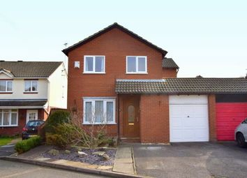 Thumbnail 4 bedroom link-detached house for sale in Westglade, Farnborough