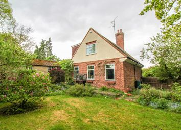 Thumbnail 3 bed detached house for sale in Coley Avenue, Reading