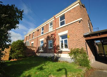 Thumbnail 2 bed flat for sale in Birch Road, Bebington, Wirral
