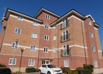 Thumbnail 2 bedroom flat for sale in Thorncliffe House Witney Close, Top Valley, Nottingham