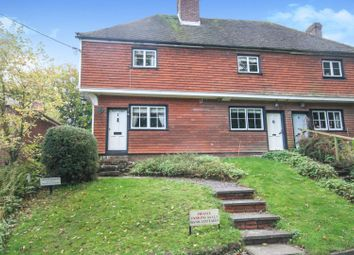 Thumbnail 2 bed end terrace house for sale in The Street, Canterbury