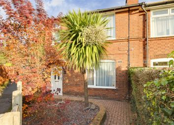 Thumbnail 3 bed end terrace house for sale in Conway Crescent, Carlton, Nottinghamshire
