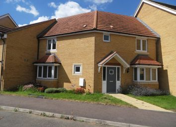 Thumbnail 3 bedroom terraced house to rent in Gadwall Way, Soham, Ely
