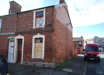 Thumbnail 2 bed terraced house for sale in Smeaton Street, Barrow-In-Furness, Cumbria