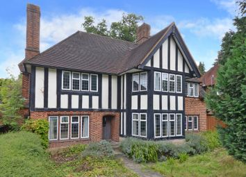 Thumbnail 5 bed detached house for sale in Cheam Road, Epsom