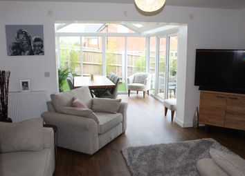 Thumbnail 3 bed town house for sale in Yates Meadow, Potton, Sandy