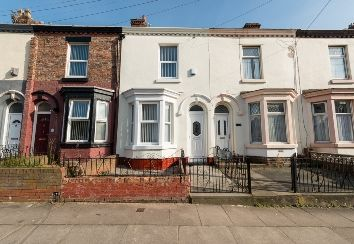 Thumbnail 3 bed terraced house to rent in Chirkdale Street, Liverpool