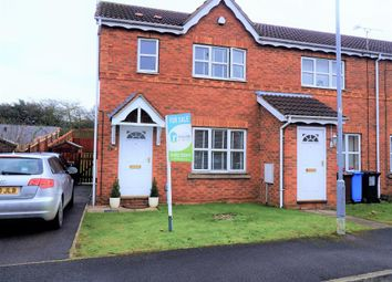 Thumbnail 3 bed semi-detached house for sale in Mast Drive, Victoria Dock, Hull