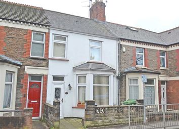 Thumbnail 4 bed terraced house to rent in Allensbank Road, Heath, Cardiff