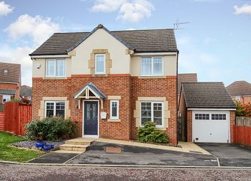Thumbnail 3 bed detached house for sale in Sedum Gardens, Huncoat, Accrington