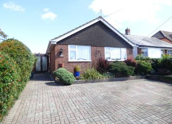 Thumbnail 2 bedroom detached bungalow for sale in Water Lane, Totton
