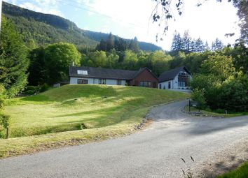 Thumbnail Leisure/hospitality for sale in Owners House And Self-Catering Apartments, Lann Dearg, Invermoriston, Inverness-Shire