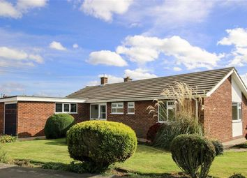 Thumbnail 3 bed bungalow for sale in Highfield Road, Saxilby, Lincoln