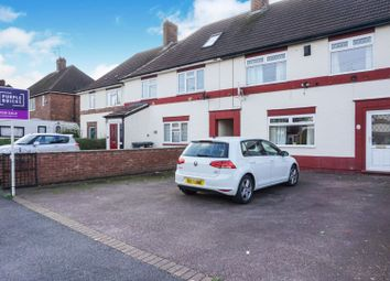 Thumbnail 3 bed terraced house for sale in Sunnyside Road, Nottingham