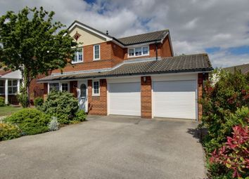 Thumbnail 4 bedroom detached house for sale in Cricklewood Drive, Penshaw, Houghton Le Spring