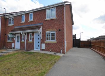 Thumbnail 3 bed town house to rent in Chandlers Way, Sutton Manor